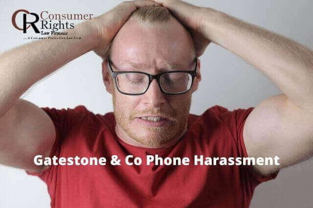 Gatestone & Co Phone Harassment